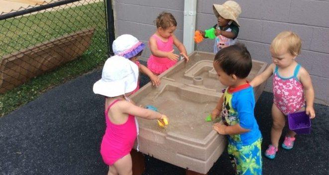 preschool camp