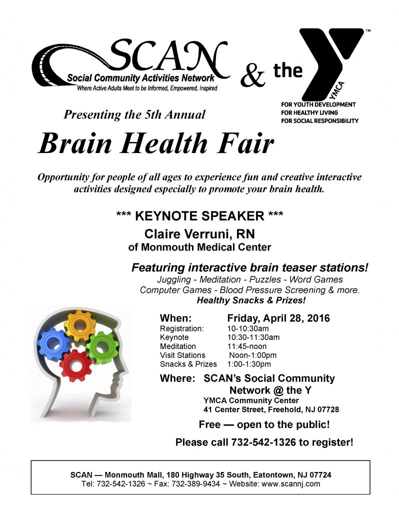 Brain Health Fair