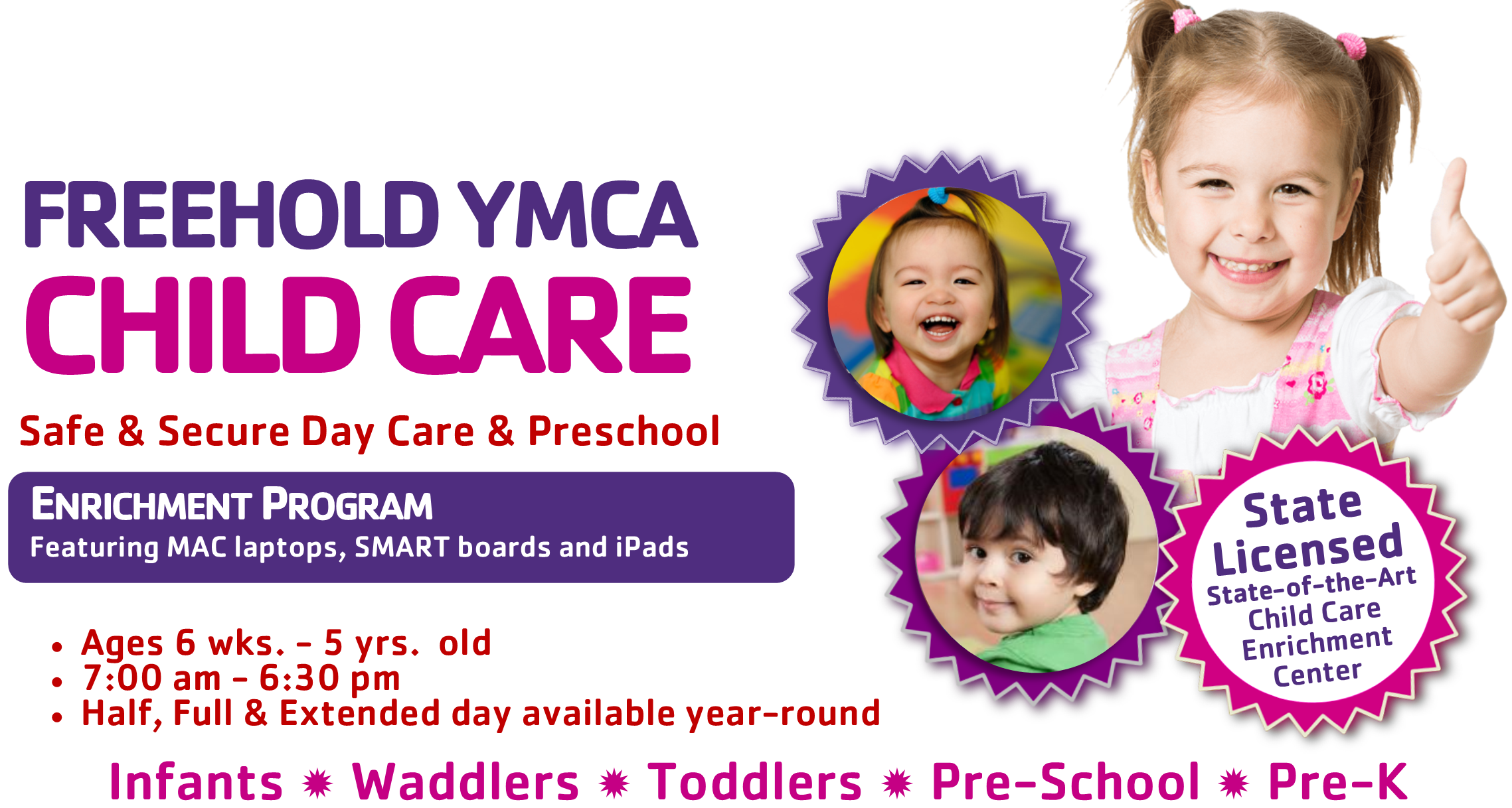 Why Kids Care More About Achievement >> Freehold Child Care Ymca Of Western Monmouth County