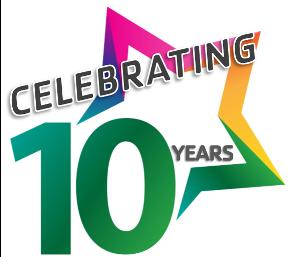 10 yr. Anniversary