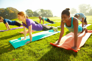 Fitness in the Park @ Riverside Gardens Park | Red Bank | New Jersey | United States
