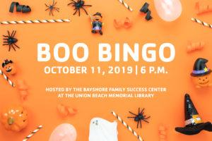 Family Bingo Night: BOO-BINGO @ Union Beach Memorial Library   Union Beach   New Jersey   United States