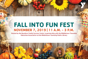 Fall Into Fun Family Festival @ Middletown Township Public Library   Middletown   New Jersey   United States