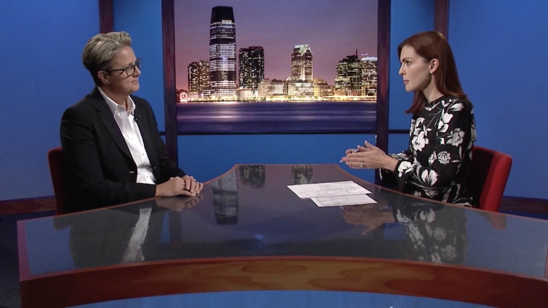 CEO Laurie Goganzer Discusses YMCA of Greater Monmouth County Merger on Comcast NewsmakersCEO Laurie Goganzer Discusses YMCA of Greater Monmouth County Merger on Comcast Newsmakers
