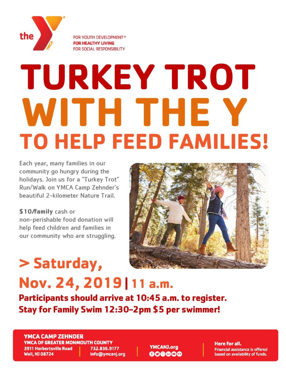 Turkey Trot to Help Feed Families