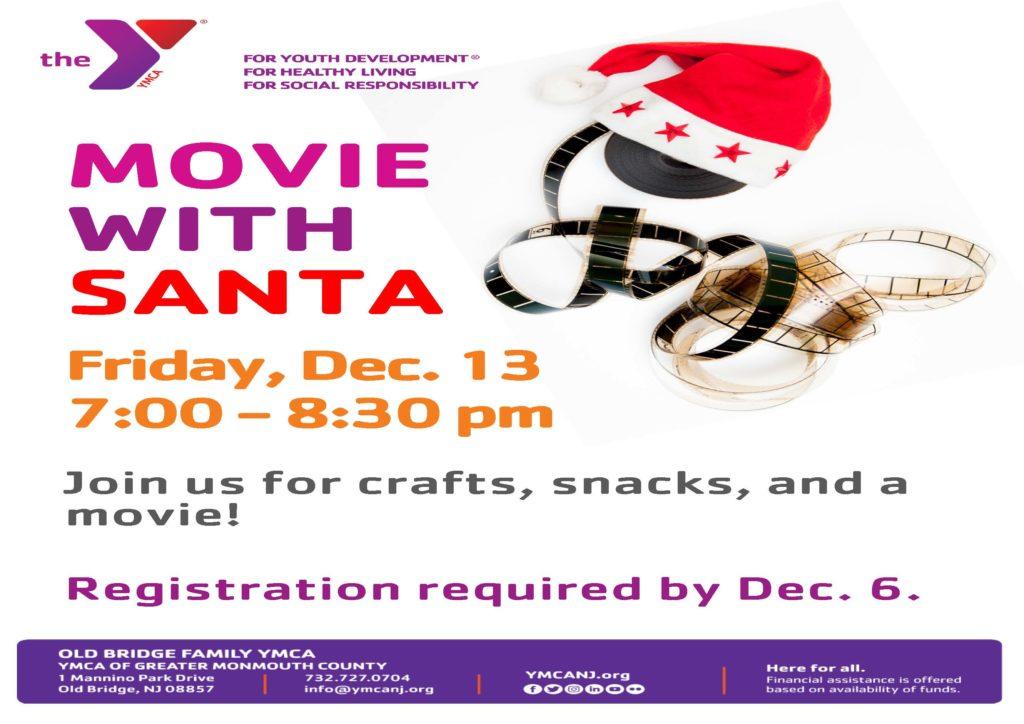 Movie with Santa