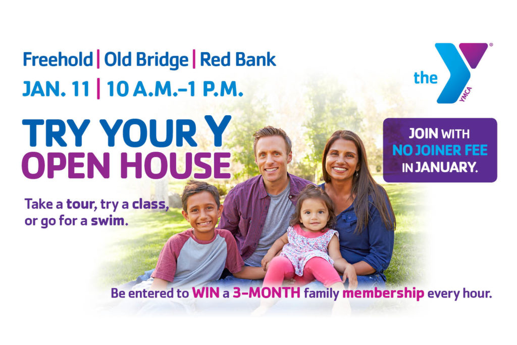 Try Your Y Open House