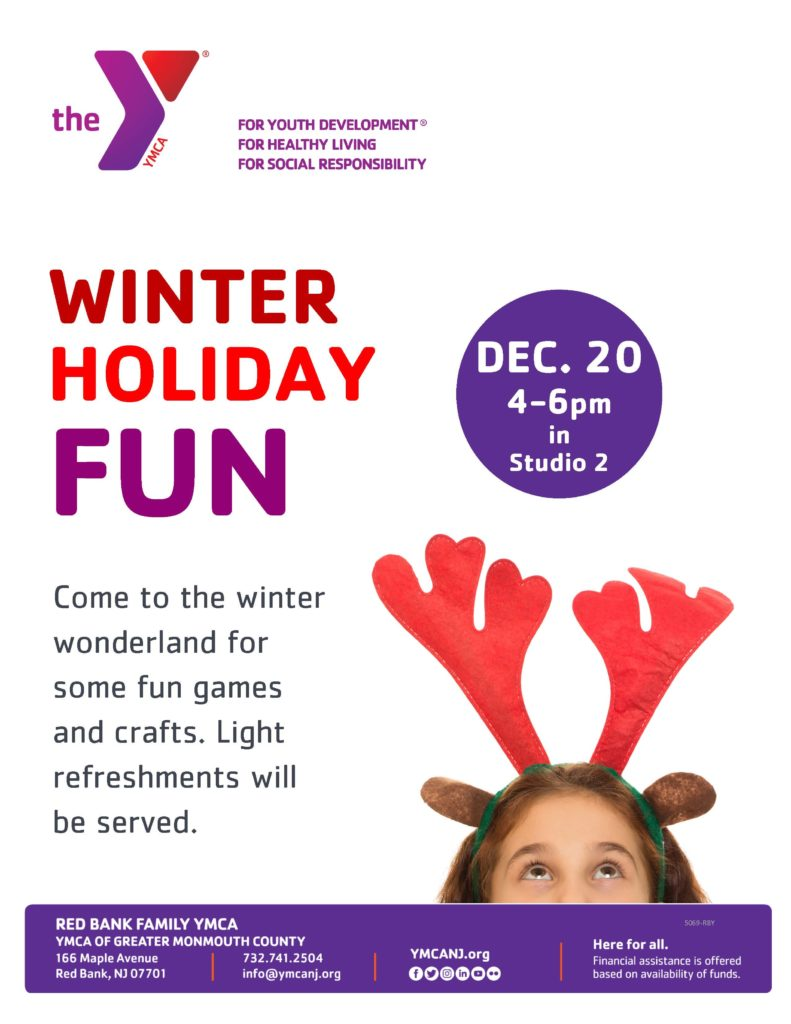 Winter Holiday Fun @ Studio 2