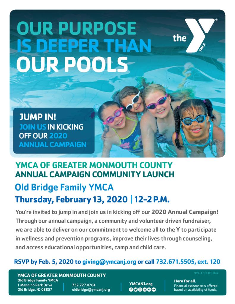 Annual Campaign Kickoff