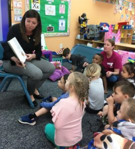 Togetherhood®: Read to A Child @ YMCA Matawan-Aberdeen Preschool Temple Shalom | New Jersey | United States