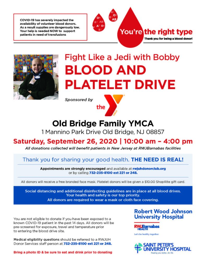 Fight Like a Jedi with Bobby Blood & Platelet Drive