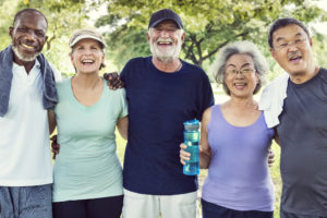 National Senior Health & Fitness Day® @ In Person & Virtual