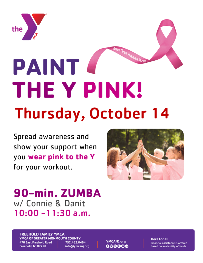 Paint The Y Pink
